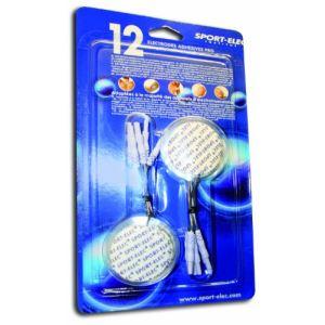 Sport Elec 12 électrodes rondes