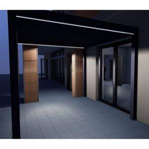 Eclairage pour pergola aluminium Orient