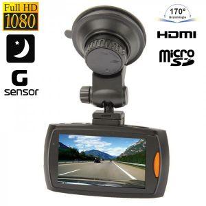 Yonis Dashcam Full HD 1080p vision nocturne