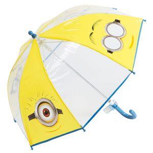 Parapluie les Minions Transparent Manuel