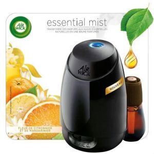Air Wick Diffuseur+ recharge citron mandarine - Essential Mist