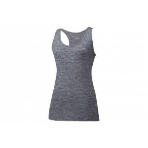Mizuno Impulse Core W vêtement running femme Gris/argent - Taille S