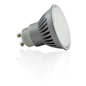 Superled Ampoule Spot GU10 LED 4W éclairage 40W Blanc Chaud (2700K)