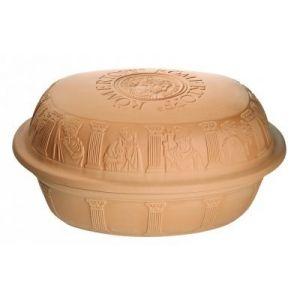 Romertopf Cocotte en céramique terre cuite 8 personnes