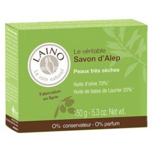 Laino Le soin naturel - Le véritable savon d'alep