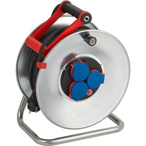Brennenstuhl Enrouleur de câble Garant S IP44 40m H05RR-F 3G2,5