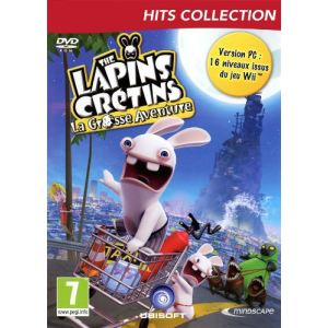 The Lapins Crétins : La Grosse Aventure [PC]