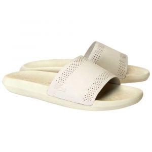 Lacoste Claquettes 37CMA0021 CROCO SLIDE blanc - Taille 42,43,46,44 1/2