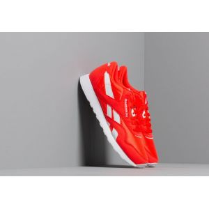 Reebok Chaussures Classic Classic Nylon Color Rouge - Taille 39