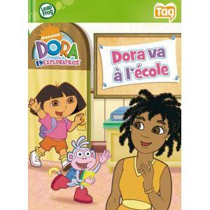 Leapfrog Livre Tag : Dora va à l'école