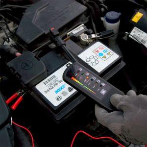Testeur De Batterie Et Alternateur Norauto