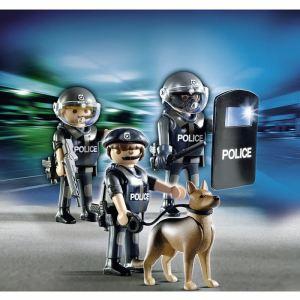 Playmobil 5186 - Commando de policiers