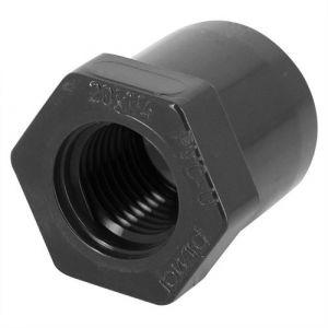 Réduction simple PVC pression mixte MF Ø63-11/2 - Catégorie Raccord PVC pression