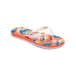 Roxy RG Tahiti VI, Chaussures de Plage & Piscine Fille, Noir