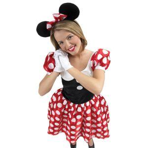 Déguisement Minnie femme (taille L)