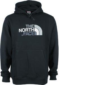 The North Face Sweatshirts Drew Peak Pullover Hoodie - TNF Black / TNF Black - Taille XS
