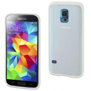 Muvit MUSKI0328 - Coque minigel pour Galaxy S5 mini