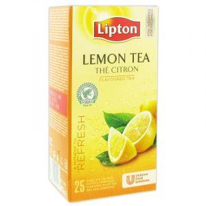 Lipton Coffret de 25 sachets de thé citron