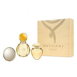 Bvlgari Goldea - Coffret 2 eaux de parfum et miroir de poche
