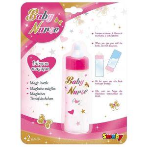 Smoby Biberon magique Baby Nurse (modèle aléatoire)