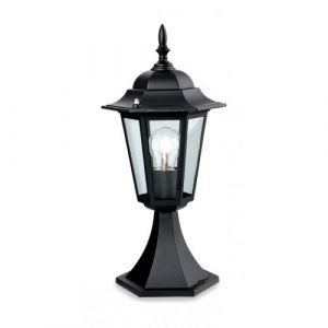 Firstlight products firstlight p103bk - 6 panneau lanterne - pilier