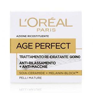 L'Oréal Age Perfect Trattamento Re-idratante Giorno Pelli Mature - 50 ml