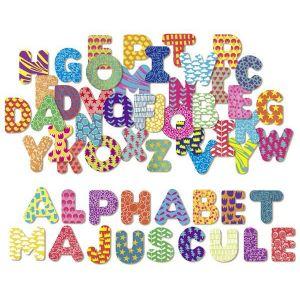 Vilac 6702 - Magnets Alphabet Majuscule