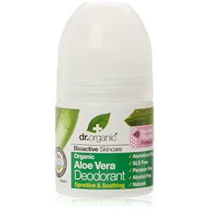 Dr. Organic Déodorant à l'Aloe Vera Bio