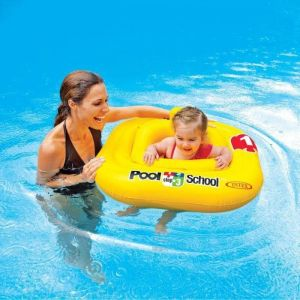 Intex Bouée culotte Pool School 1-2 ans