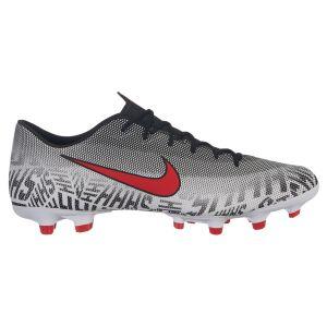 Nike Chaussure de football multi-terrainsà crampons Mercurial Vapor XII Academy Neymar - Blanc - Taille 44 - Unisex