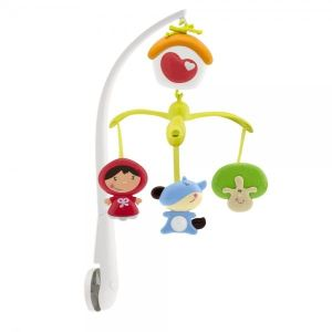 Chicco Mobile musical Chaperon Rouge