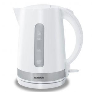 Inventum Bouilloire électrique sans fil 1,7 L 2200 W Blanc HW217W