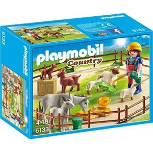 Image de Playmobil 6133 Country - Pâturage avec animaux