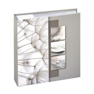 Emotion Pearl Album Photos Pochettes 200 Vues 11,5X15, Papier-Carton, Gris, 5,5 x 22,5 x 24,8 cm