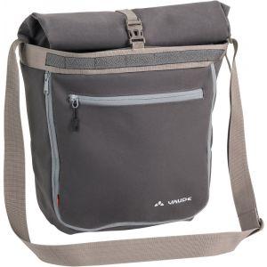 Vaude ShopAir Back - Sac porte-bagages - noir Sacs pour porte-bagages
