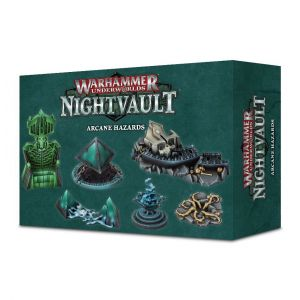 Games Workshop Nightvault - Arcane Hazards 110-38 - Warhammer Underworlds