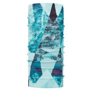 Buff ThermoNet - Foulard - turquoise Serviettes multifonctions