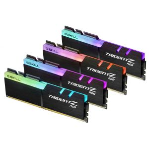 G.Skill TridentZ RGB Series 32GB DDR4-2400 CL15 (F4-2400C15Q-32GTZR)