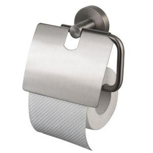 Haceka 25134510 - Kosmos Tec Dérouleur papier WC avec couvercle