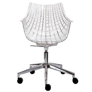 Chaise De Bureau Transparent