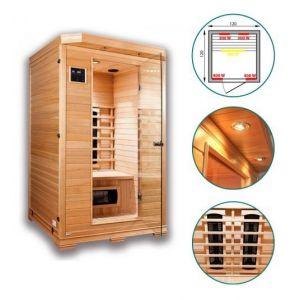 GW Instek Sauna infrarouge Stark - 2 places