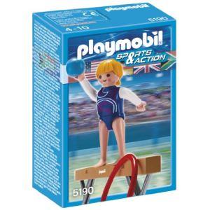 Playmobil 5190 - Gymnaste et poutre