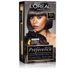 L'Oréal Préférence Infinia Brunes / Noires 1 Abis Napoli - Noir