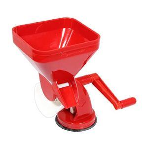 Cdp Distribuction Presse tomate à ventouse manuel en plastique