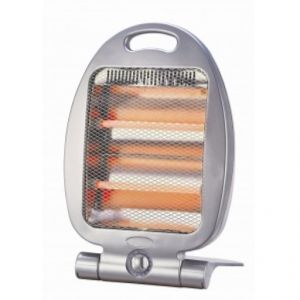 Warm tech RH802 - Radiateur halogène 800 Watts