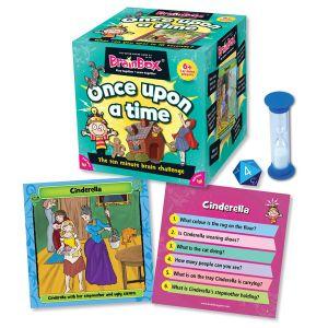 Asmodée Brain Box : Once upon a time (version anglaise)