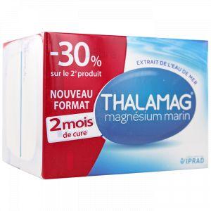 Laboratoires IPRAD Thalamag - Magnésium marin, 2 x 60 gélules