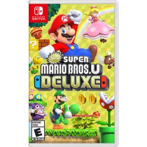 [Version import, jouable en français] New Super Mario Bros. U Deluxe Switch) [Switch]