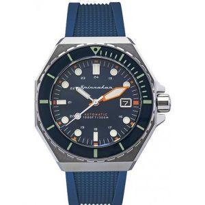 Spinnaker Montre 4894664012402 SP-5070-02 - DUMAS Automatique Cadran Bleu Homme