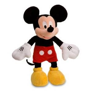 Peluc Mickey Mouse
